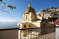 Al Mare - Positano villas for rent
