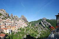 Alvolo - holiday villas in Castelmezzano