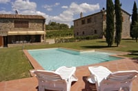 Bonomonte - holiday villas in Barberino Val d'Elsa