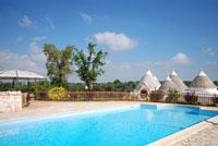 Borgo dei Trulli - holiday villas in Cisternino - Ostuni