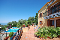 Campanelle - Monticchio villa rentals