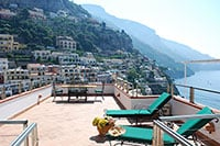 Casa Patti - villas in Positano to rent