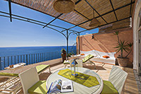 Casalbivio - holiday villas in Positano
