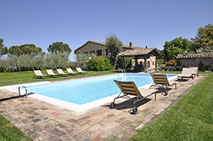 Casale del Colle - Perugia villas for rent