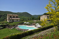 Casciani - Gambassi Terme villas for rent