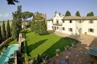 Castello degli Alberti - Castelfiorentino villas for rent