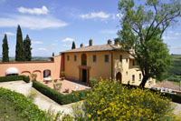 Castello dei Rovi - San Gimignano villas for rent