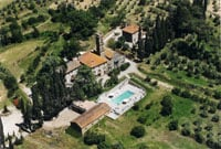 Castello di Maiano - villas in Monte San Savino to rent
