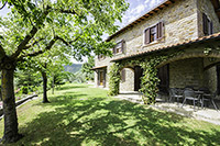 Girifalco - villas in Cortona to rent