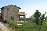 I Cerri - holiday villas in S. Terenziano - Todi
