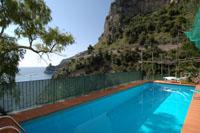 Il Corallo - Praiano villa rentals