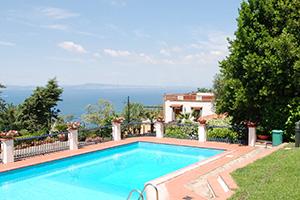Il Gelsomino - Massa Lubrense villa rentals