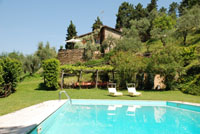 Il Guappero - holiday villas in Lucca