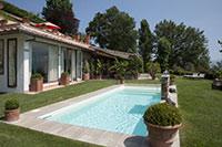 Il Lonchio - San Donato in Collina villa rentals