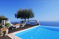 Il Maniero - Furore villas for rent