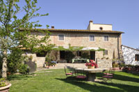 Il Santo - Tavarnelle Val di Pesa villas for rent