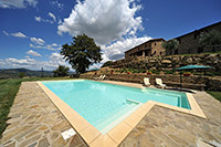 La Castagna - Preggio villas for rent