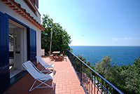 La Falena - holiday villas in San Montano