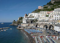 La Fontanella - villas in Atrani to rent