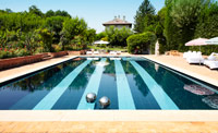 La Quadrata - holiday villas in Bastia di Rovolon