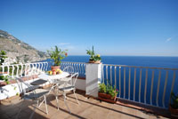 La Scaletta - holiday villas in Praiano