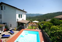 La Trusera di Mare - holiday villas in Rapallo