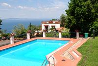 La Violetta - Sant' Agata dei due Golfi villa rentals