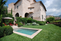 Lunario - Spello villas for rent