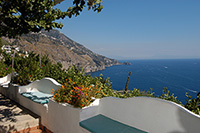 Portapenta - holiday villas in Praiano