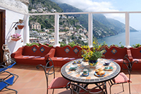 Punta Reginella - holiday villas in Positano