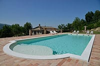 San Martino - Torgiano (PG) villas for rent