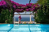 San Montano - villas in San Montano to rent