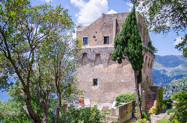 Torre Saracena di Maiori