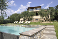 Villa Agresto - Poggibonsi villa rentals