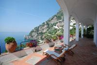 Villa Azzurra - Positano villa rentals