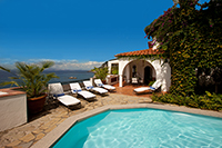 Villa Bouganville - holiday villas in San Montano