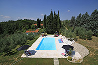 Villa Campoantico - Pieve a Maiano villas for rent