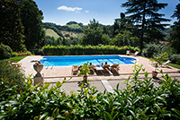 Villa Cesolo - holiday villas in S. Severino - Macerata