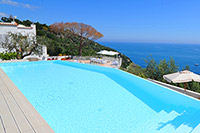 Villa Costanza - villas in Marina del Cantone to rent