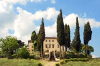 Villa Fontebranda - villas in Arezzo to rent