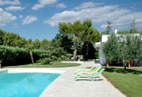 Villa Hyria - villas in Oria - Brindisi to rent