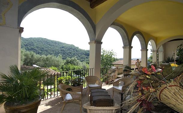 Villa Menocchi