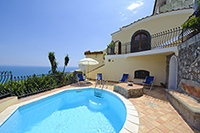 Villa Milena - villas in Praiano to rent