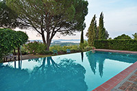 Villa Nina - Tuoro sul Trasimeno villas for rent