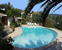 Villa Renetta - villas in Rapallo to rent