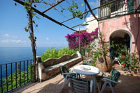 Villa Sapienti - Positano villas for rent
