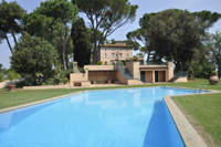 Villa Soratte - villas in Magliano Sabina to rent