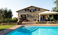 Villa Tea - Le Tolfe villas for rent