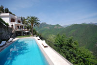 Villa dei Limoni - villas in Ravello to rent