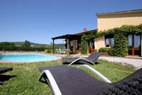 Villa di Riciano - Monteriggioni villa rentals